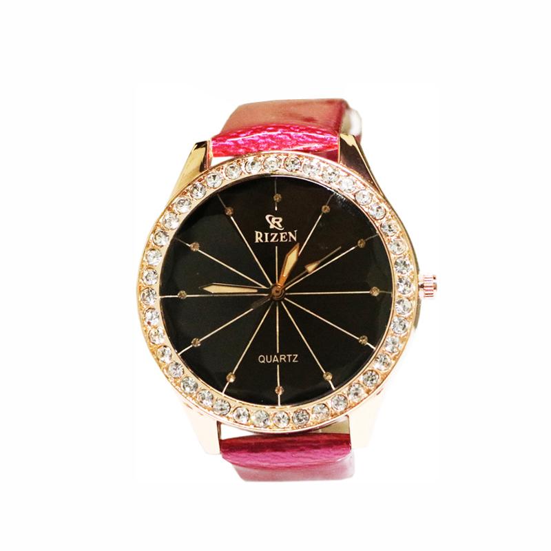 ساعت مچی عقربه ای زنانه ریزن مدل RZ-DP-0339