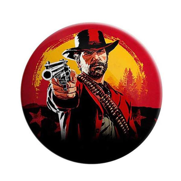 پیکسل طرح Red Dead 2