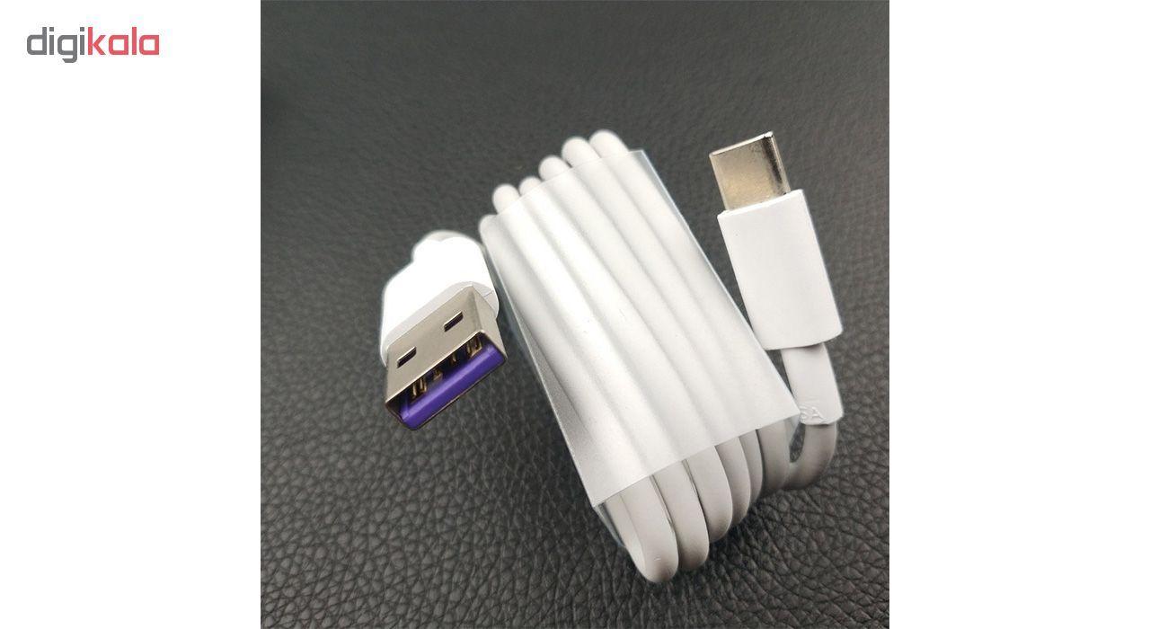 کابل تبدیل USB به USB-C مدل HL1289 سوپرشارژ طول 1 متر main 1 11