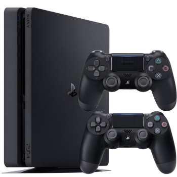 کنسول بازی سونی مدل Playstation ۴ Slim کد Region ۳ CUH-۲۲۱۸A ظرفیت ۵۰۰ گیگابایت | SONY Playstation 4 Slim Region 3 CUH-2218A 500GB Game Console