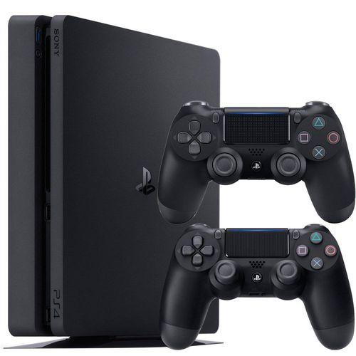 کنسول بازی سونی مدل Playstation 4 Slim کد Region 3 CUH-2218A ظرفیت 500 گیگابایت