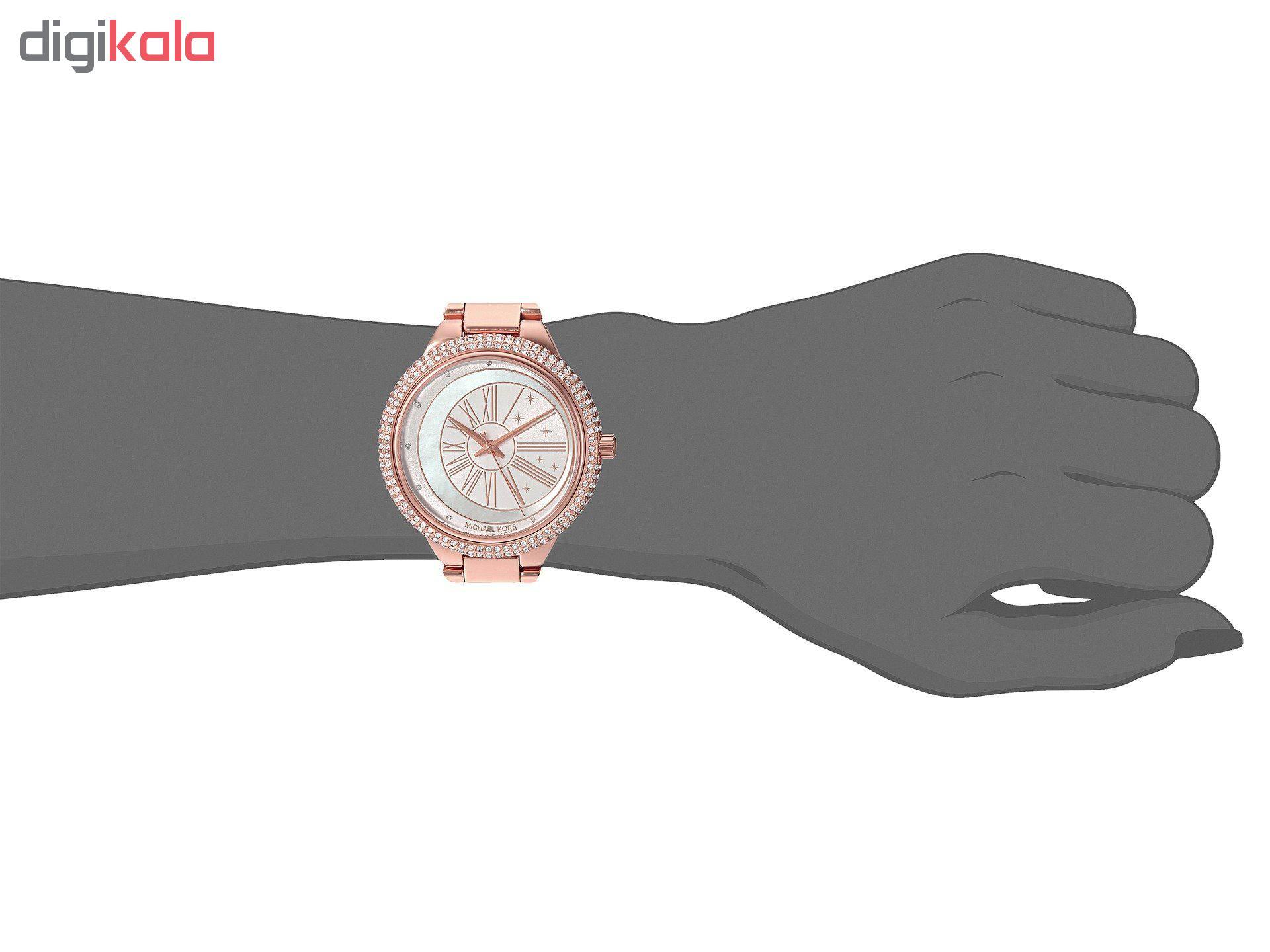 قیمت                      ساعت مچی عقربه ای زنانه مایکل کورس مدل mk6551