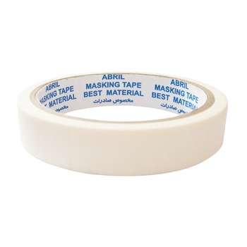 نوار چسب کاغذی آبریل کد 16 پهنای 2 سانتی متر