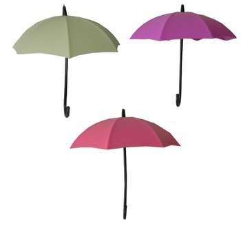 اویز مدل 002 طرح چتر بسته سه عددی