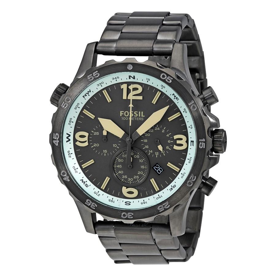 ساعت مچی عقربه ای مردانه فسیل مدل JR1517
