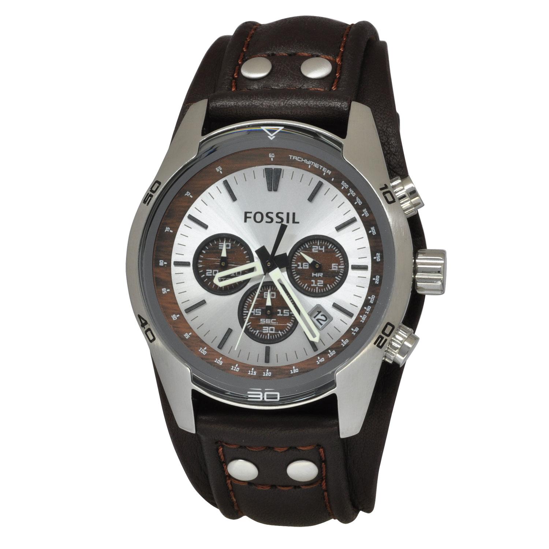ساعت مچی عقربه ای مردانه فسیل مدل CH2565