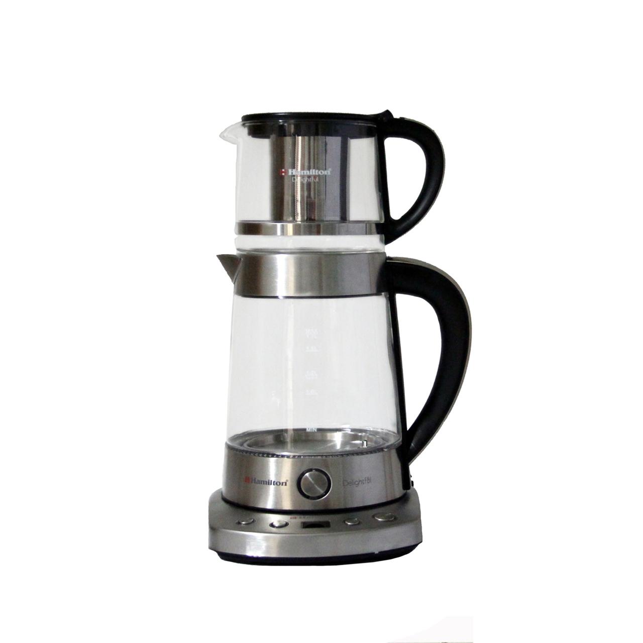 چای ساز همیلتون مدل HTS-999