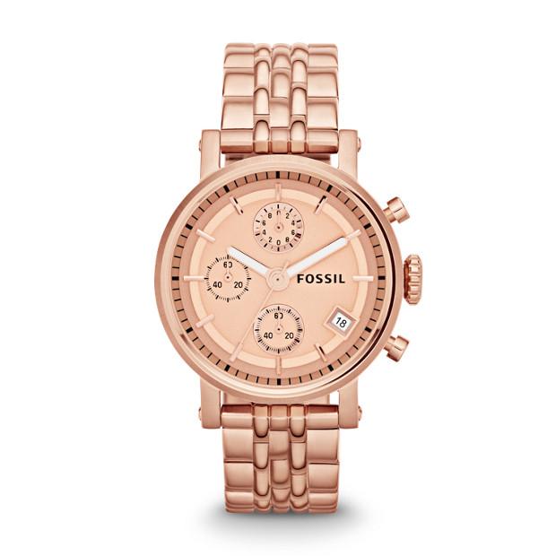 ساعت مچی عقربه ای زنانه فسیل مدل ES3380