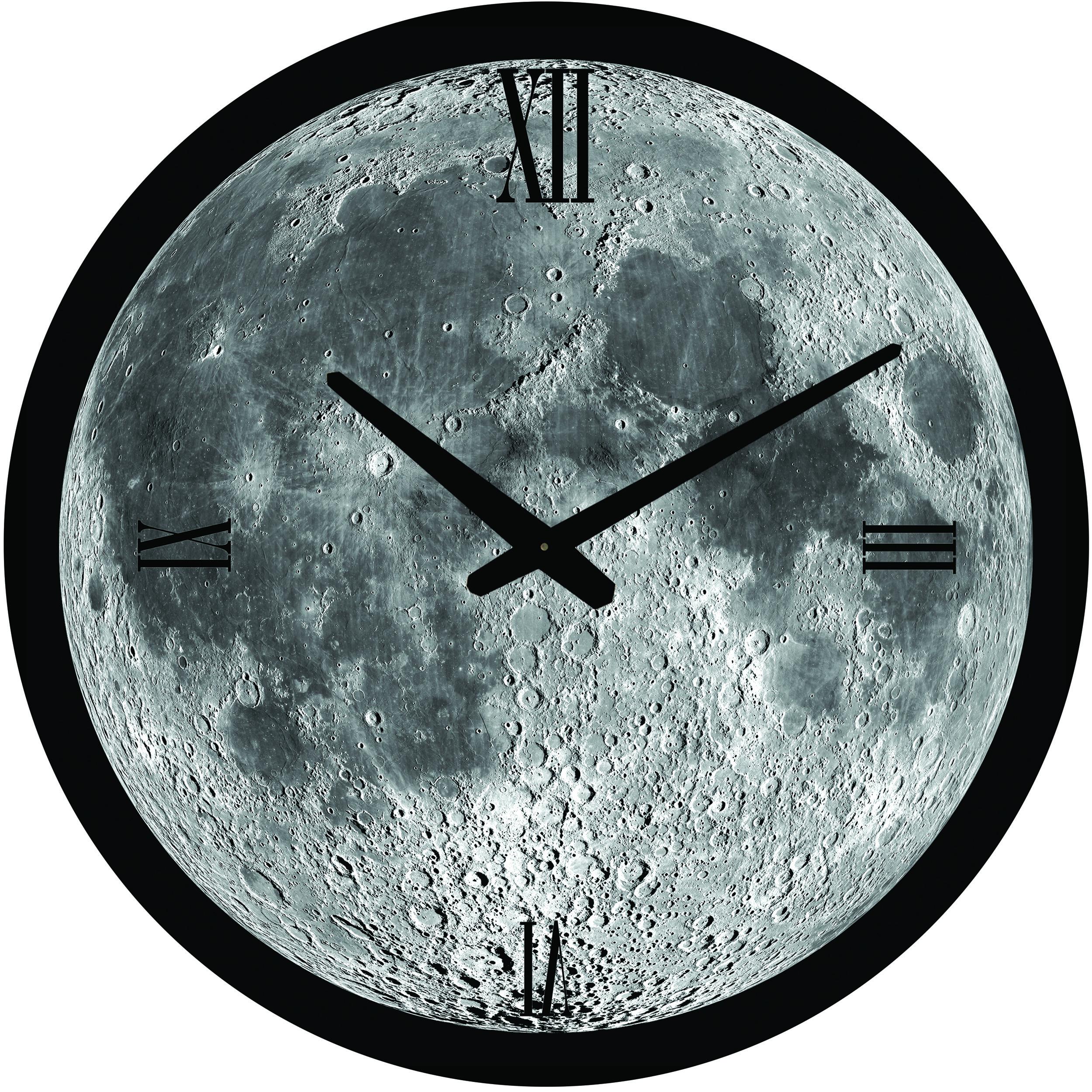 خرید ساعت دیواری پرسناژ مدل ماه C56