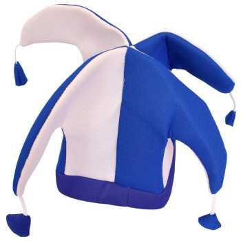 کلاه هواداری طرح شیطونی مدل Blue401 سایز M