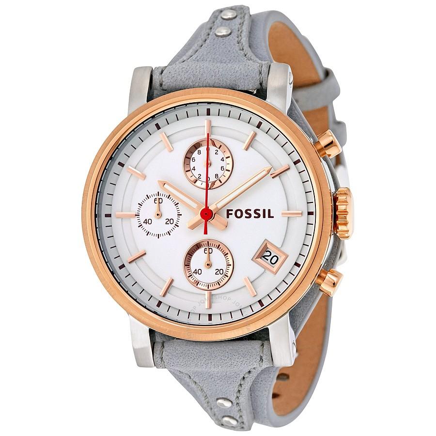 ساعت مچی عقربه ای زنانه فسیل مدل ES4045 17