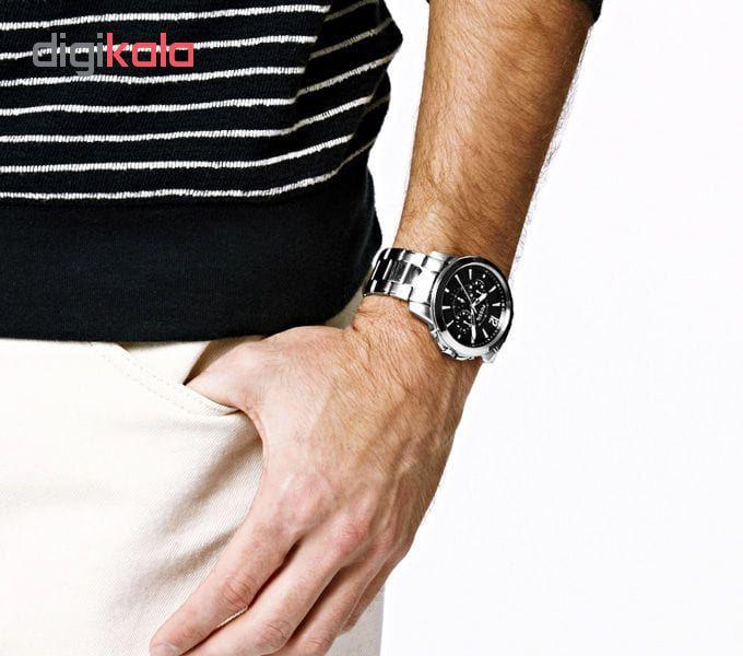 ساعت مچی عقربه ای مردانه فسیل مدل FS4532