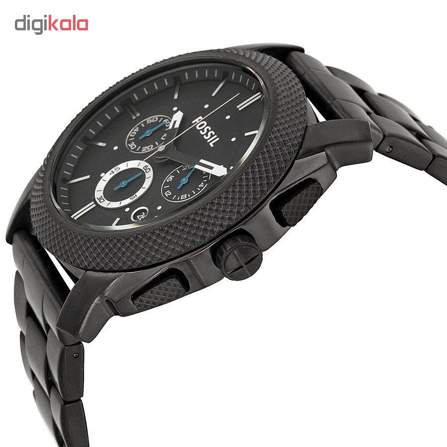 ساعت مچی عقربه ای مردانه فسیل مدل FS4552