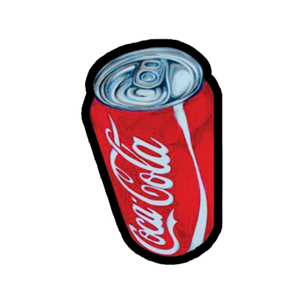 استیکر طرح Coca Cola