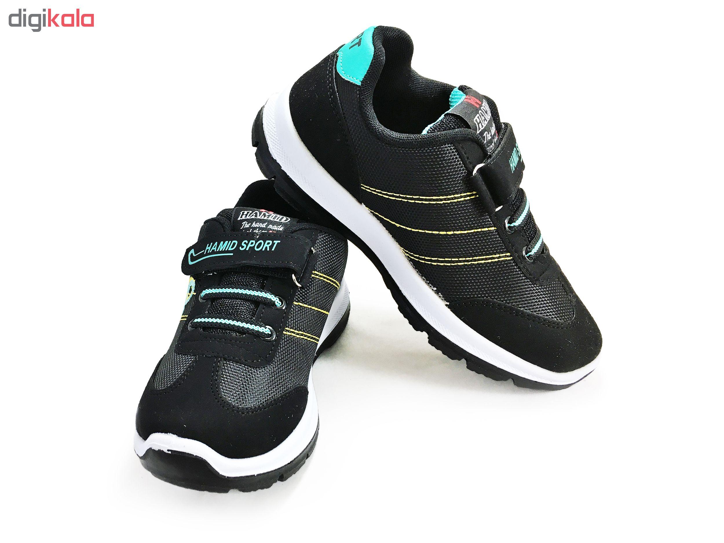کفش مخصوص پیاده روی بچگانه مدل بارز کد 3882
