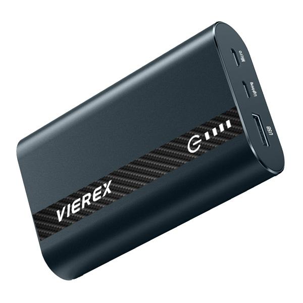 عکس شارژر همراه ویرکس مدل +Power Core ظرفیت 10050 میلی آمپر ساعت