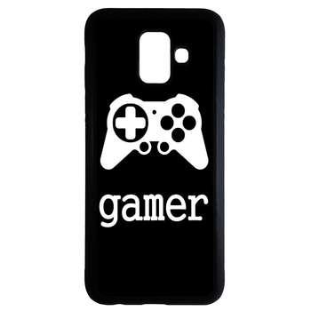 کاور طرح gamer کد 6642 مناسب برای گوشی موبایل سامسونگ galaxy a6 plus