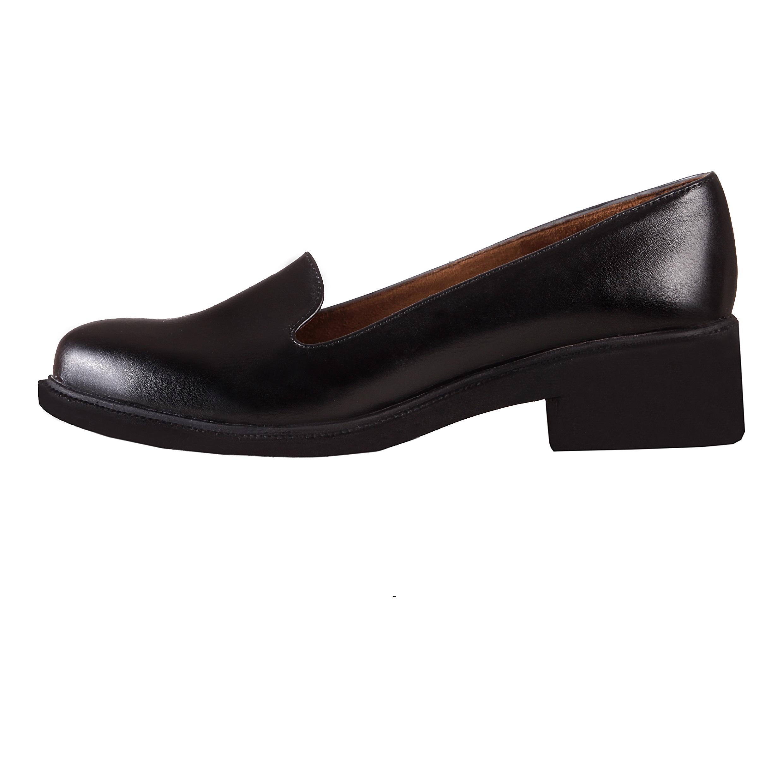 کفش طبی زنانه ونوس مدل شیما مشکی