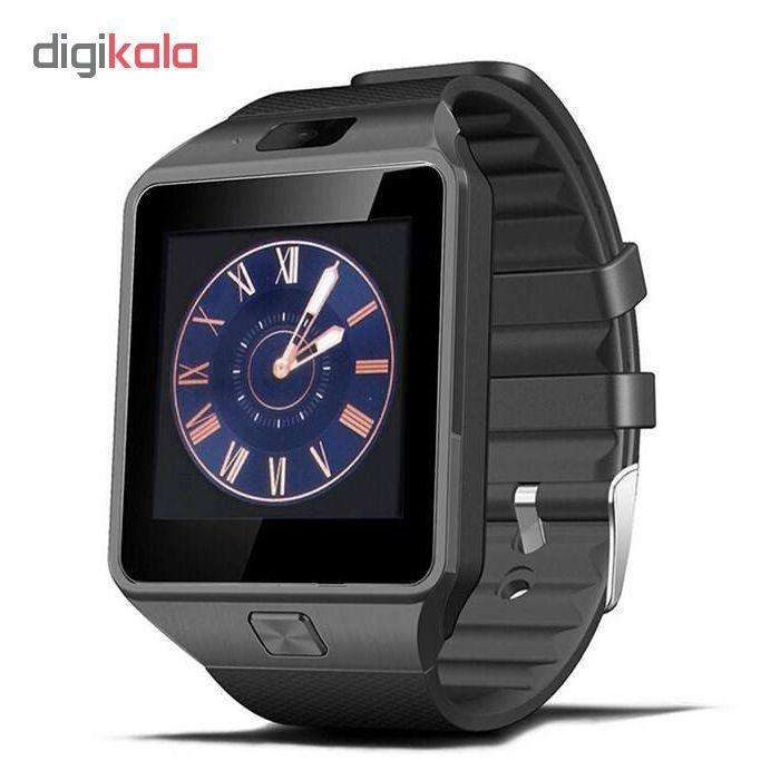 ساعت هوشمند جی تب مدل W201 Hero main 1 1
