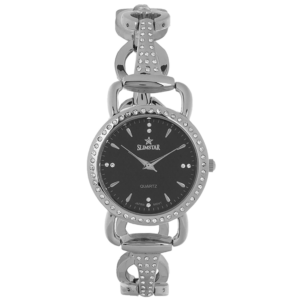 ساعت مچی عقربه ای زنانه اسلیم استار مدل A20