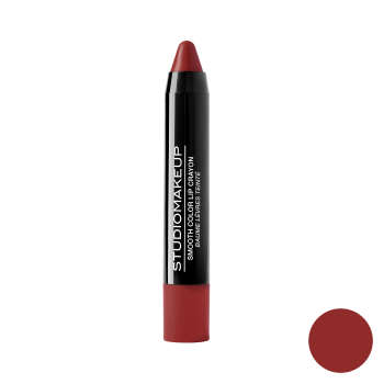 رژ لب مدادی استودیو میکاپ مدل Smooth Color شماره 05