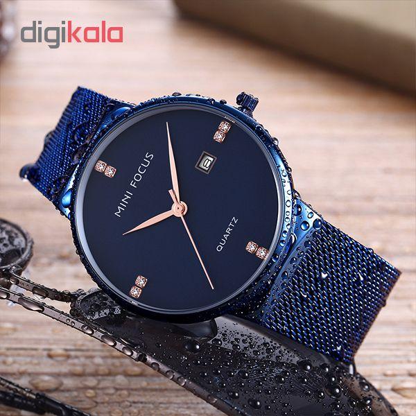 ساعت مردانه برند مینی فوکوس مدل mf0181g.05