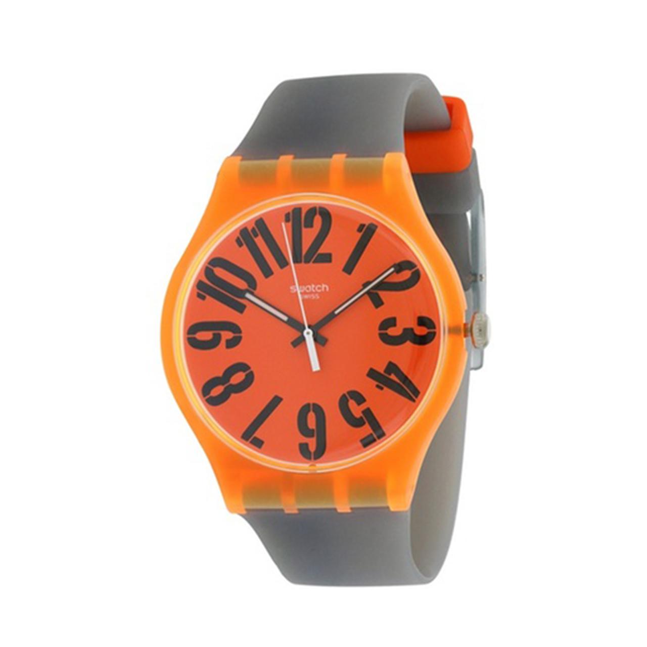 ساعت مچی عقربه ای  مردانه سواچ مدل SUOO103