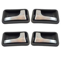 دستگیره داخلی درب خودرو مدل Galleria-PEr04 مناسب برای پراید بسته 4 عددی