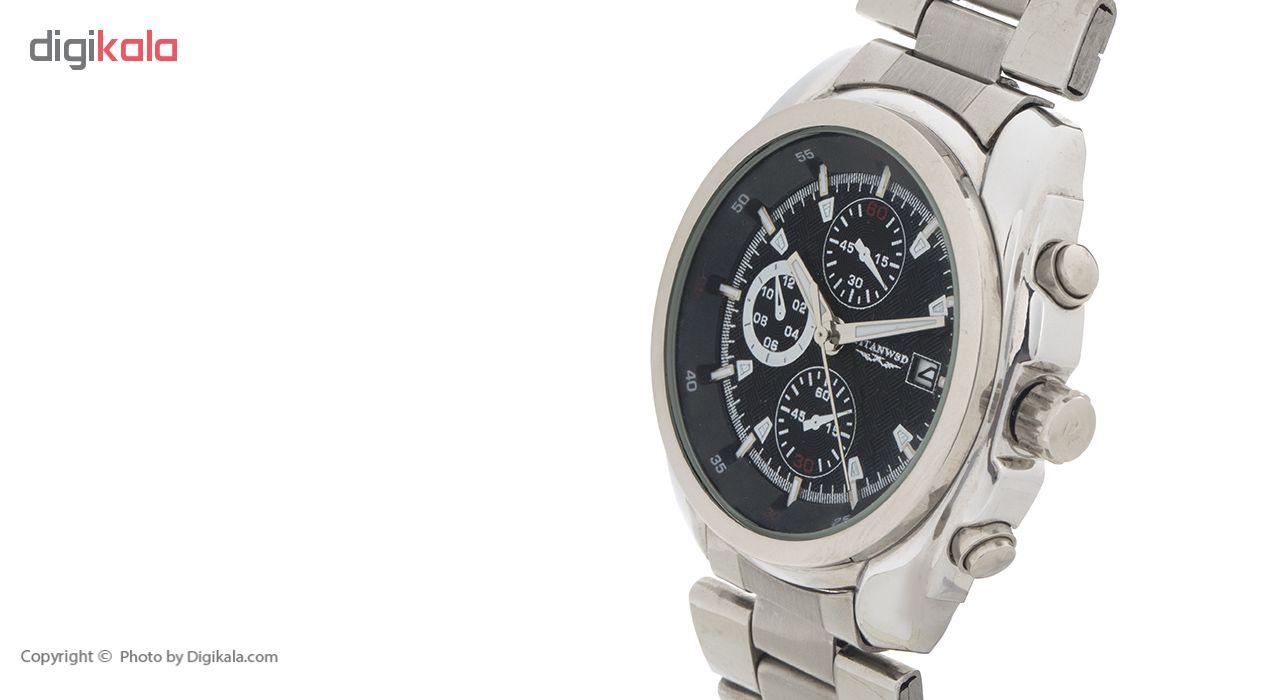 ساعت مچی عقربه ای مردانه تیتان دابلیو اس دی مدل A42