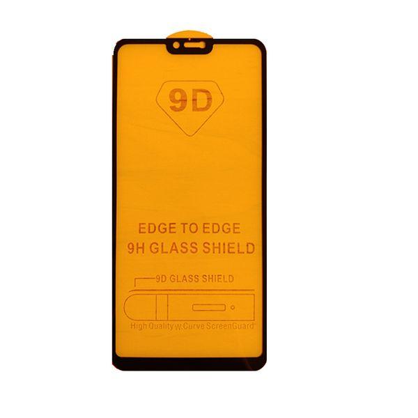 محافظ صفحه نمایش 9D مدل h-9 مناسب برای گوشی موبایل شیائومی Mi 8 Lite