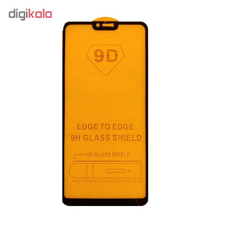 محافظ صفحه نمایش 9D مدل h-9 مناسب برای گوشی موبایل شیائومی Mi 8 Lite main 1 1