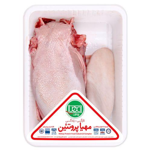 زبان گوساله مهیا پروتئین مقدار 1.25 کیلوگرم