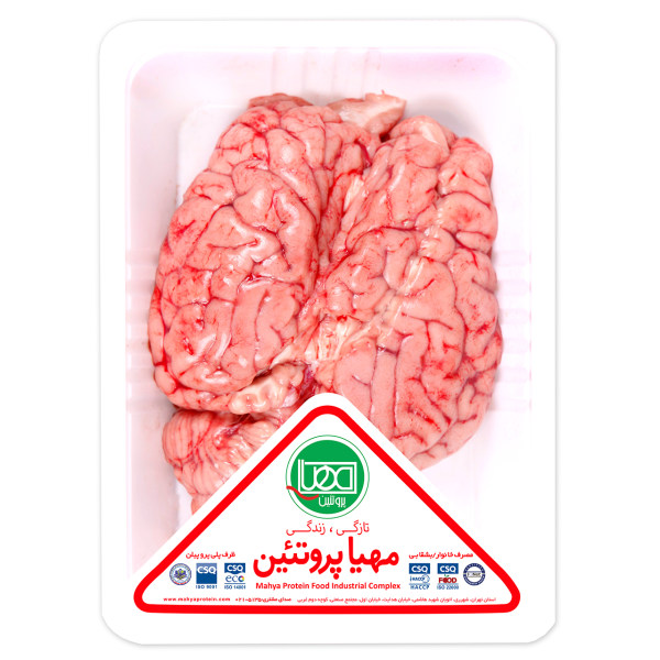 مغز گوساله مهیا پروتئین بسته 1 عددی