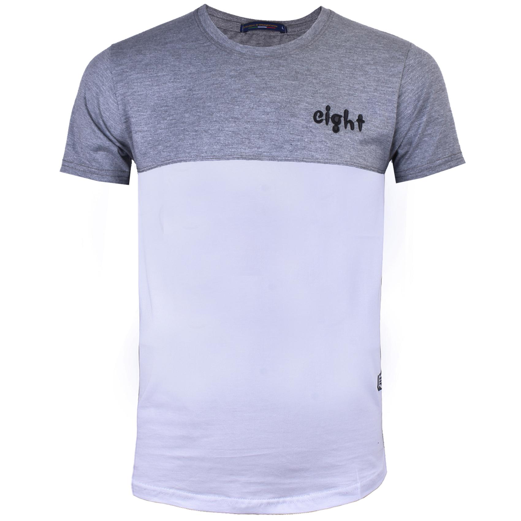 تی شرت مردانه طرح eight کد ei1