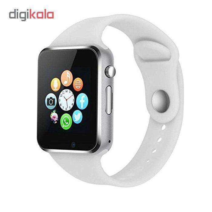 ساعت هوشمند نوا مدل A1 به همراه باتری اضافه اسمارت الکتریک main 1 8