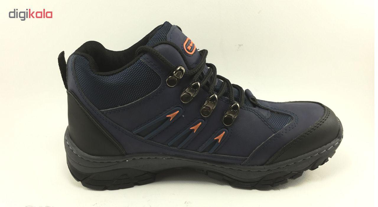 کفش کوهنوردی زنانه مدل B157K رنگ سرمه ای