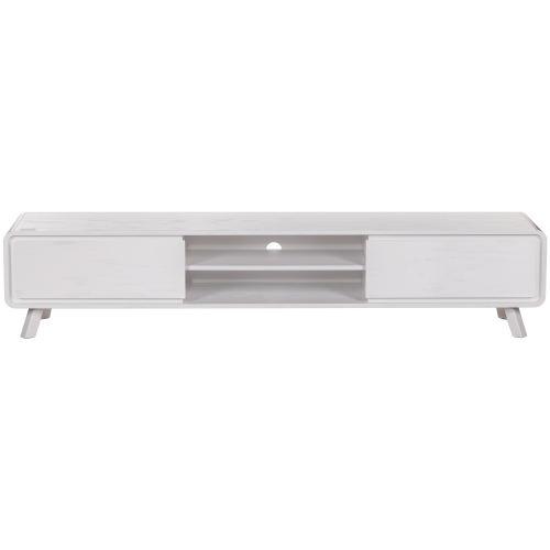 میز تلویزیون آیلکس مدل LONIZ - WHITE WASH - 220