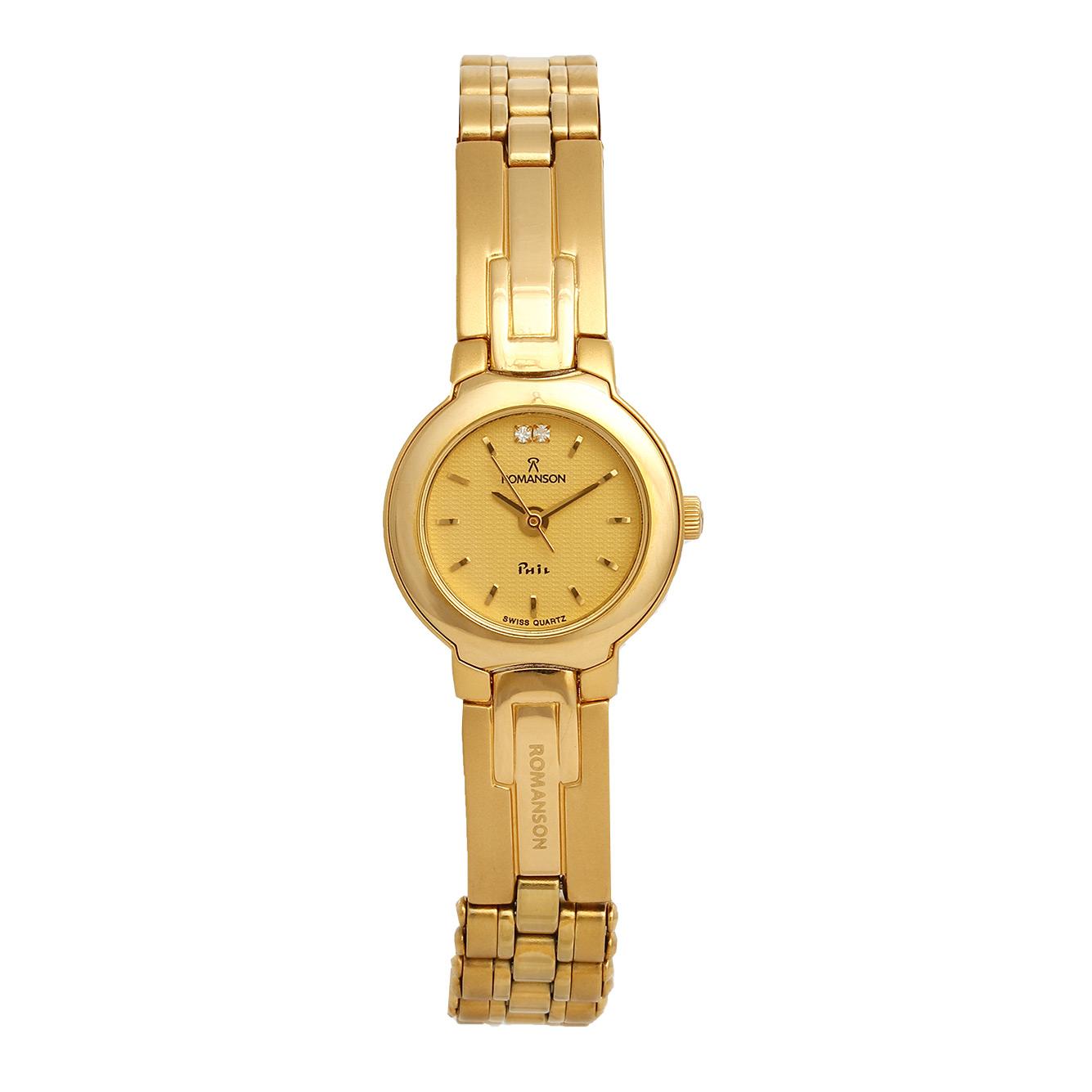 ساعت مچی عقربه ای زنانه رومانسون مدل NM0550LL1GA51G 48