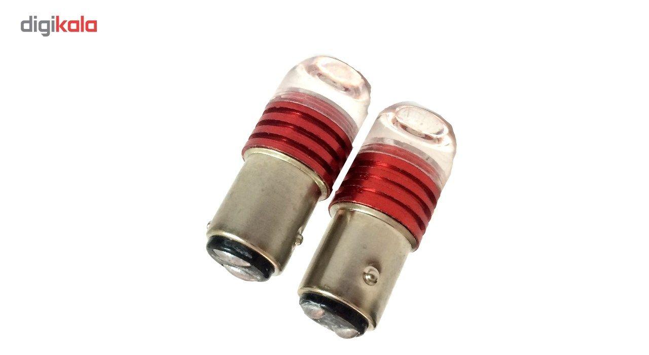 لامپ خودرو ای ام فلش دار 2 کنتاکت بسته 2 عددی main 1 3