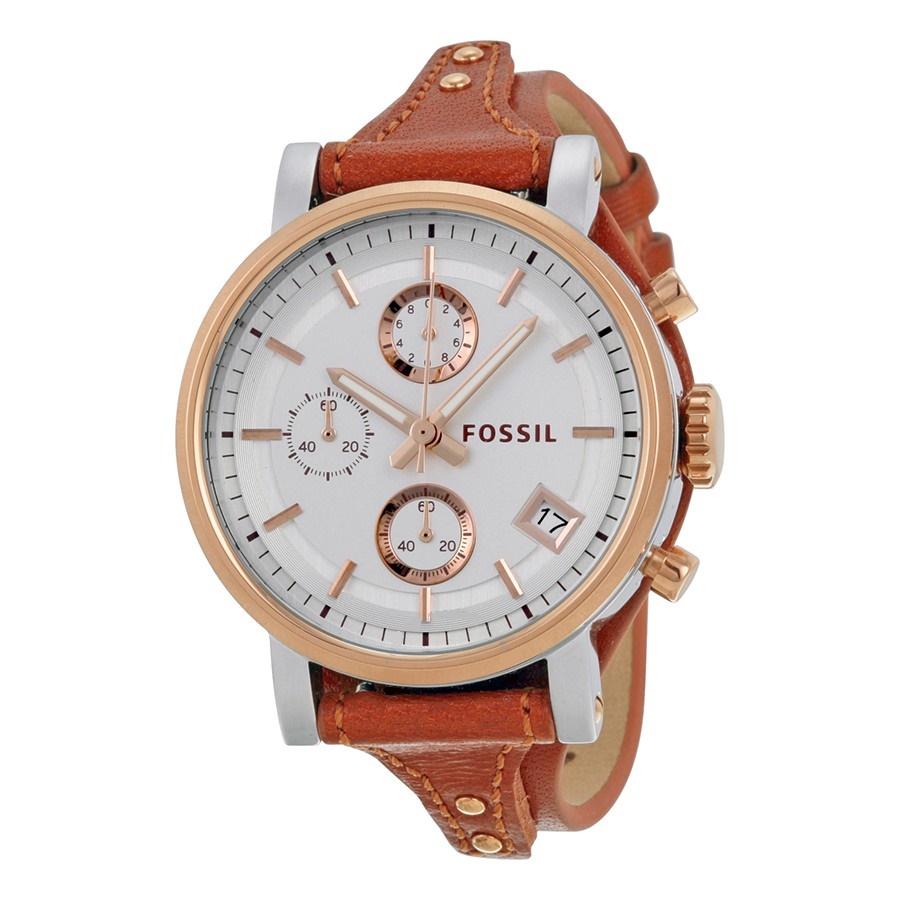 ساعت زنانه برند فسیل مدل ES3837