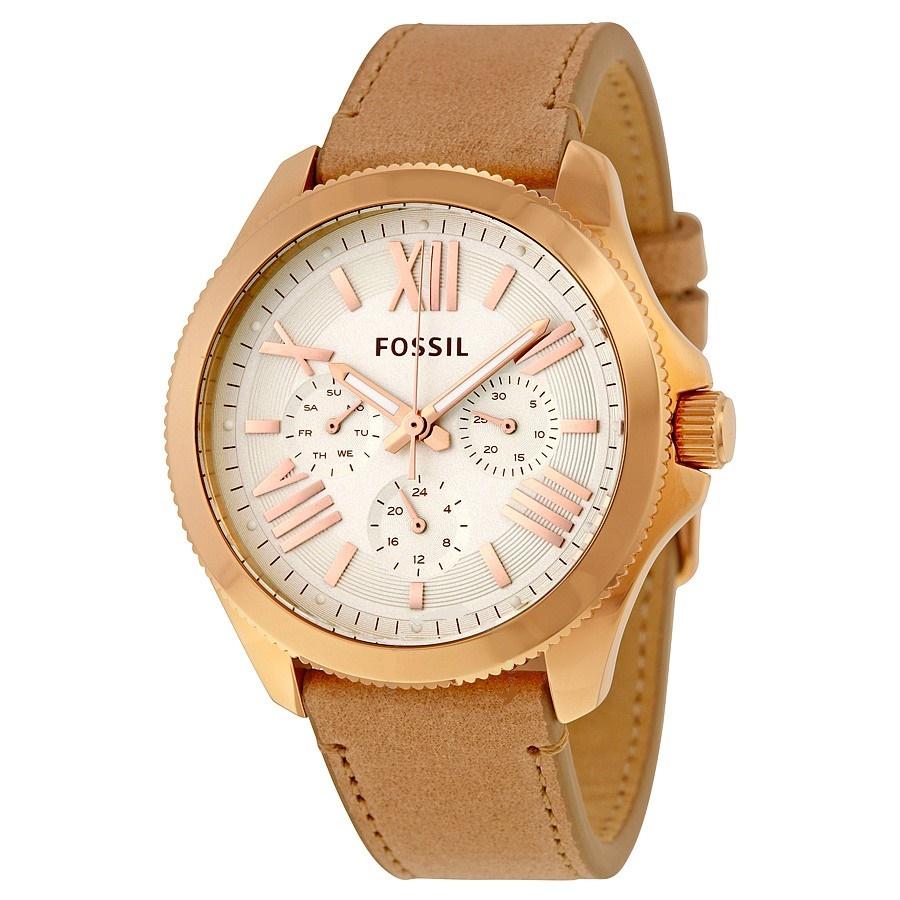 ساعت مچی عقربه ای زنانه فسیل مدل AM4532
