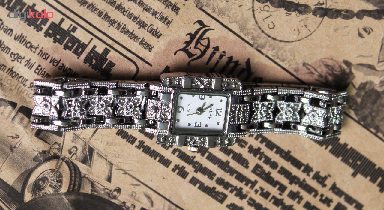 ساعت مچی عقربه ای زنانه والار مدل DGZU-0150