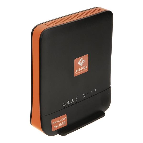 مودم TD-LTE مبناتلکام مدل WWTDD-ICI40 به همراه 20گیگابایت اینترنت یکساله