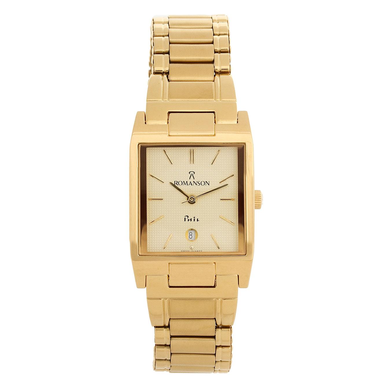 ساعت مچی عقربه ای مردانه رومانسون مدل NM4515MM1GA81G