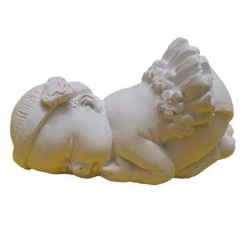 تزئینات اتاق کودک طرح نوزاد دختر بچه  مدل MCG015 |
