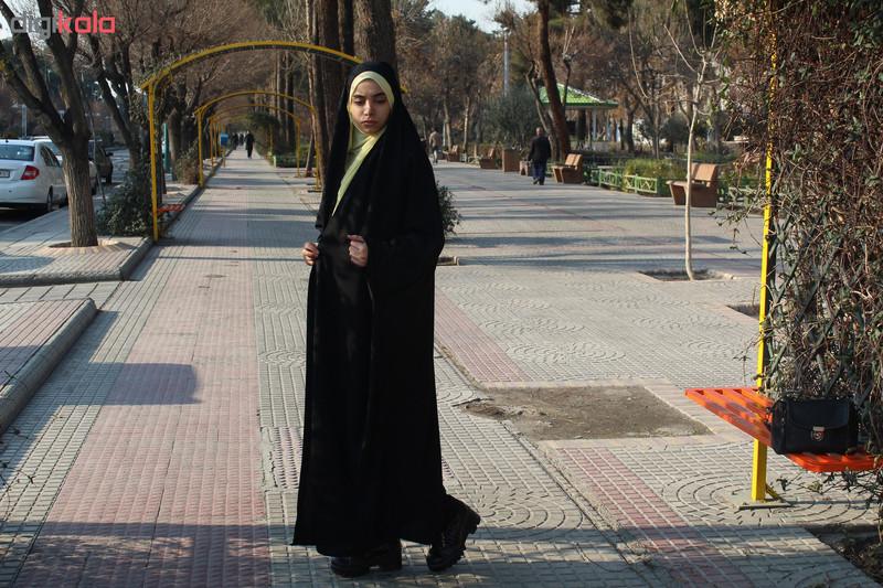 چادر دانشجویی مروارید کن کن عروس حجاب حدیث کد 148