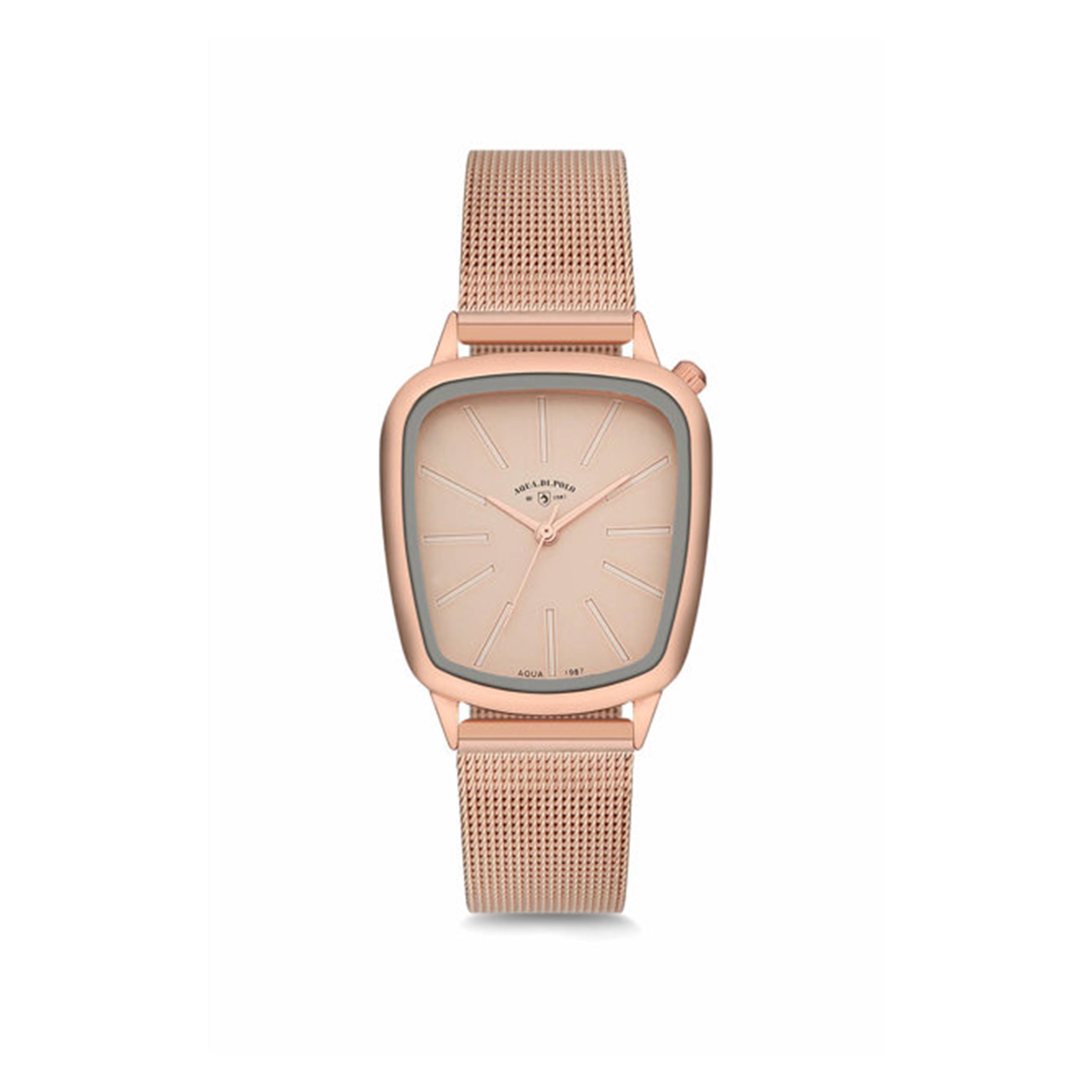ساعت مچی عقربه ای زنانه آکوا دی پولو مدل 10H01 55