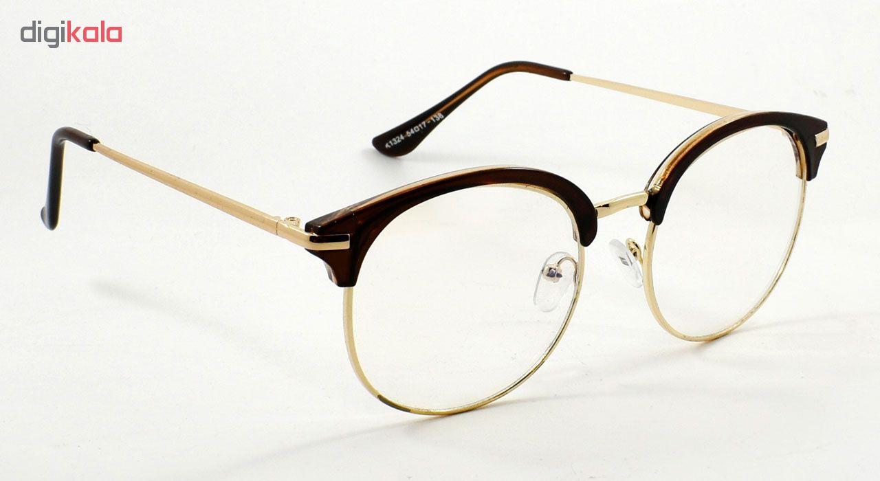 فریم عینک طبی مدل Mountain Round Metal