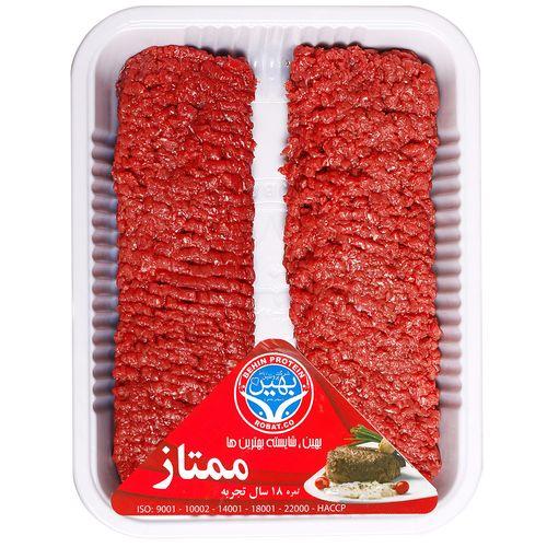استیک گوساله بهین پروتئین مقدار 0.5  کیلوگرم