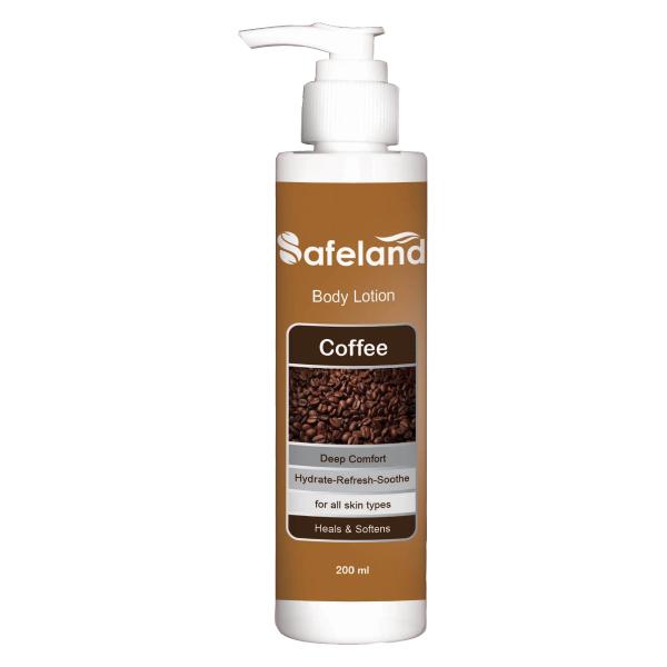 قیمت لوسیون بدن سیفلند مدل Coffee حجم ۲۰۰ میلی لیتر